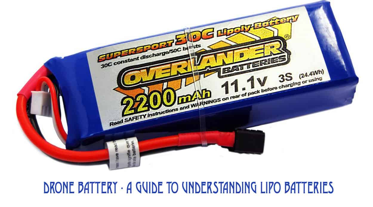 Drone-Battery---A-Guide-to-Understanding-LiPo-Batteries